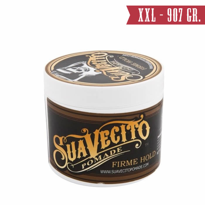 Pommade cire cheveux suavecito firme strong hold xxl